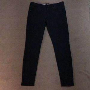Women's Black Jeggings Size 8